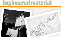 Engineered material